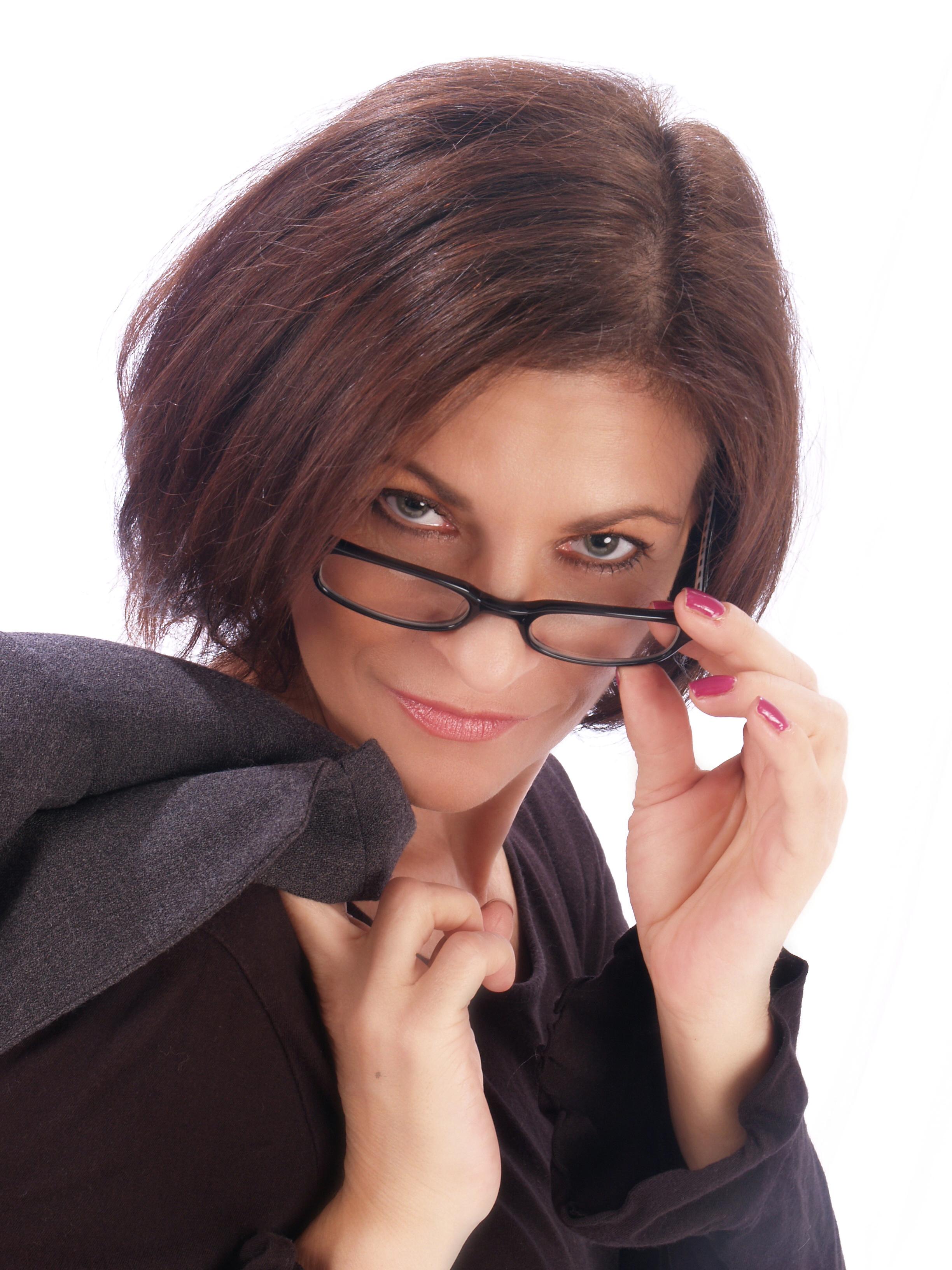 Alice In Glasses
