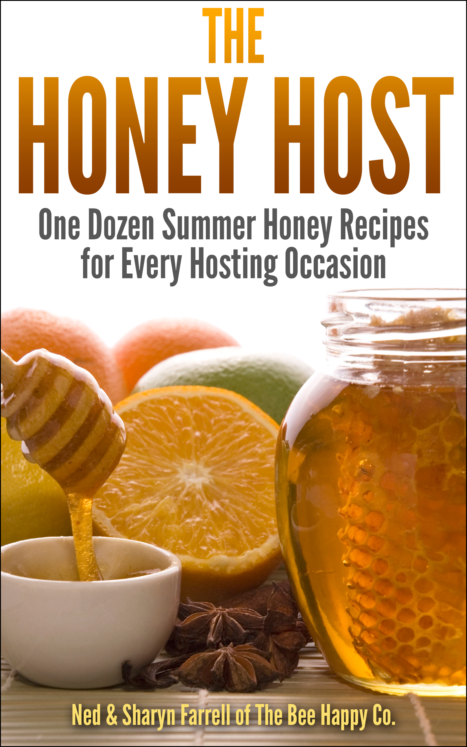 One Dozen Summer Honey recipes