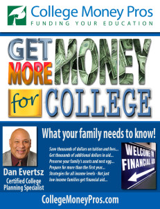 Get More Money For College
