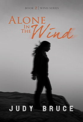 Alone in the Wind book