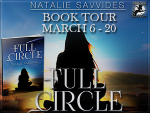 Full Circle book tour