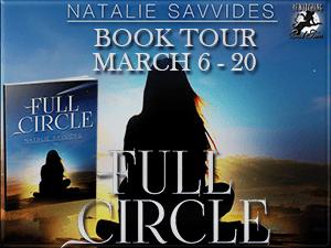 Full Circle book tour