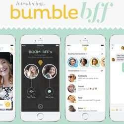 Introducing Bumble BFF App