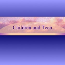 Childrenandteen