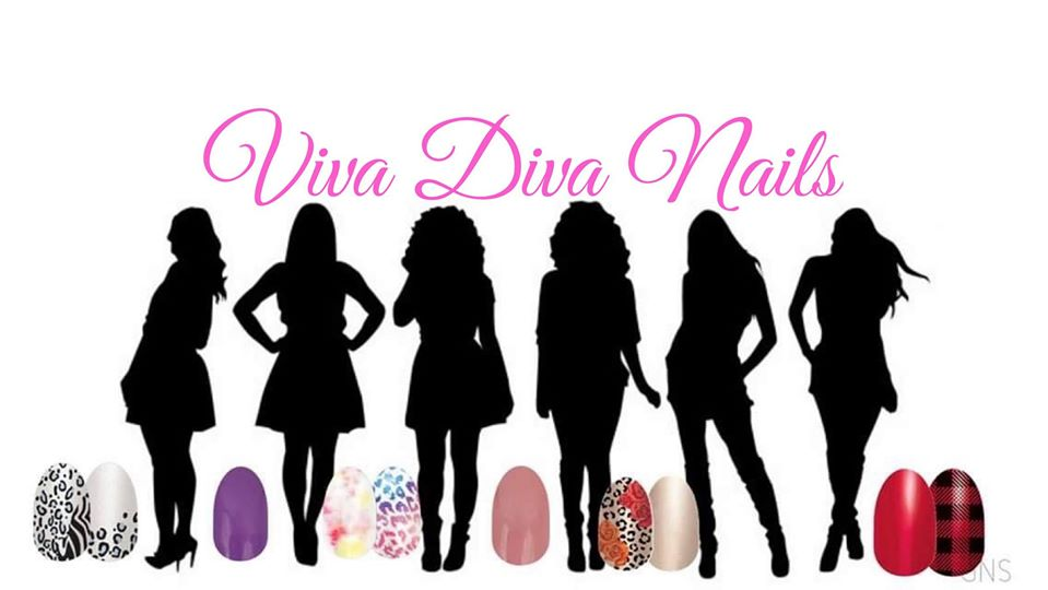 Viva Diva Nails with Geri