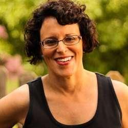Author Judy Bruce