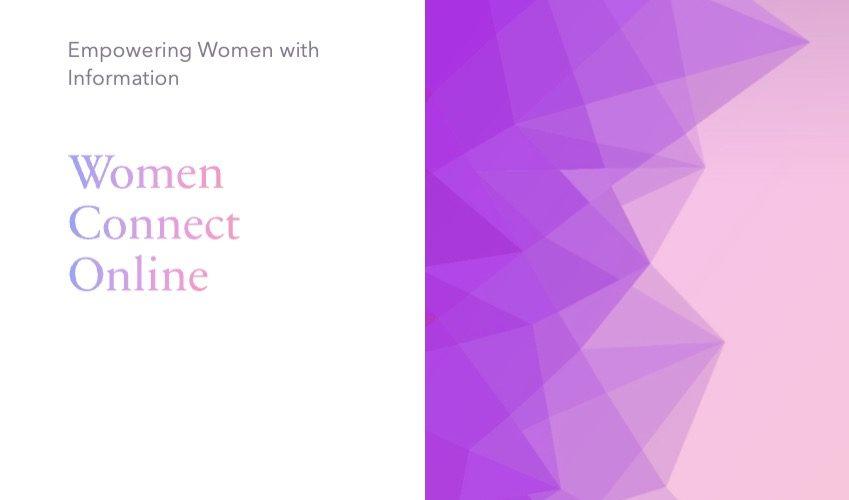 Empowerwomenwithinformation