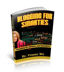 Blogging For Smarties